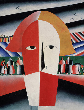 head-of-a-peasant-kazimir-malevich