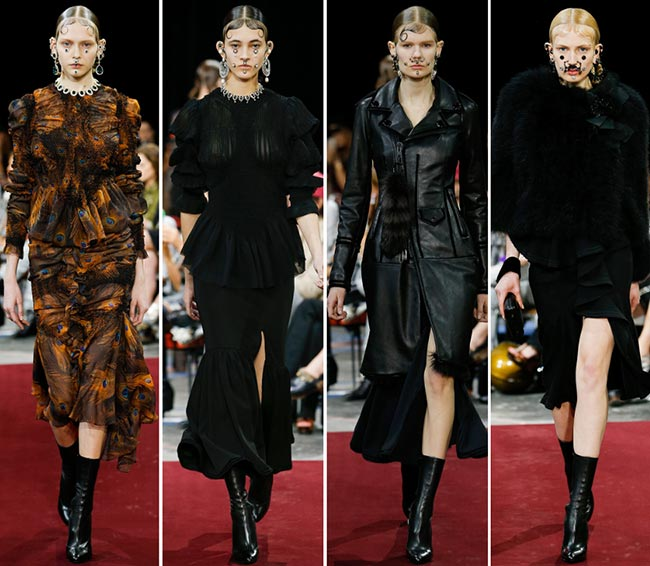 Givenchy_fall_winter_2015_2016_collection_Paris_Fashion_Week6