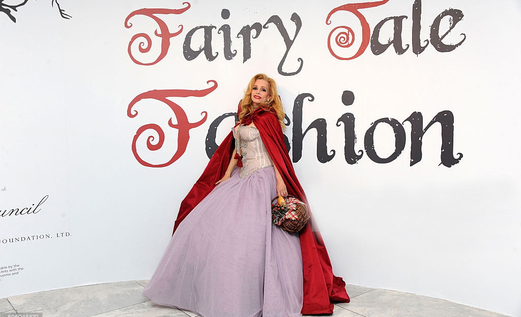 Joy Marks attends the Fairy Tale Fashion Opening 30f6d8d1ef317