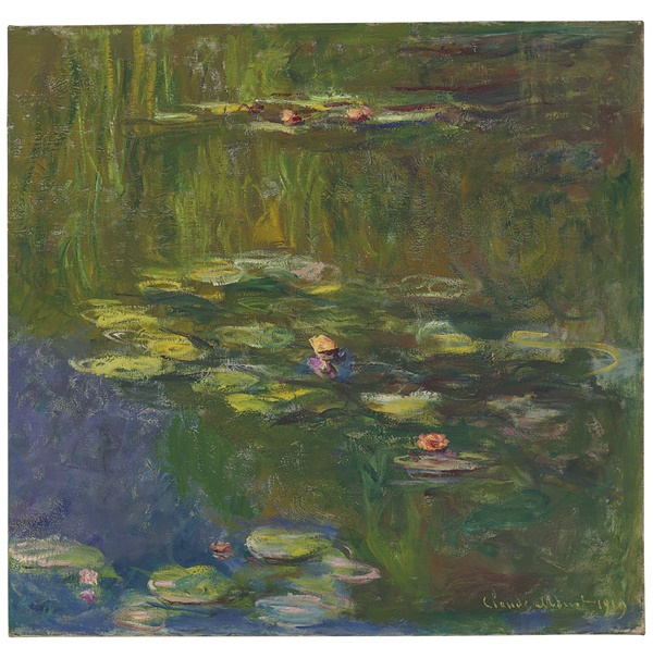 Monet Water Lily Painting Leads Christie's Dull $141 Million Impressionist Sale