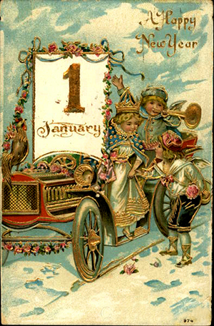 A Happy New Year, January 1